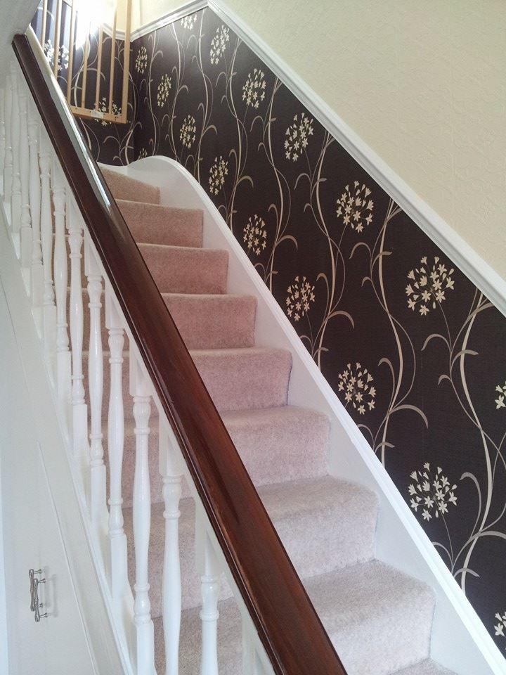 Wallpapering in Aldershot 2
