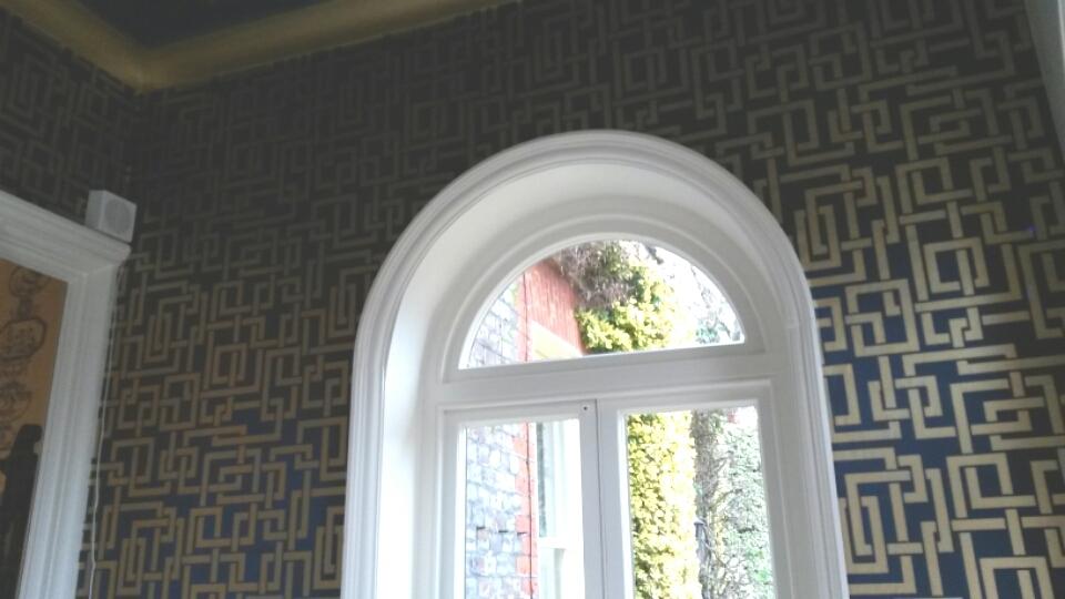 Wallpapering in Hartley Wintney 1