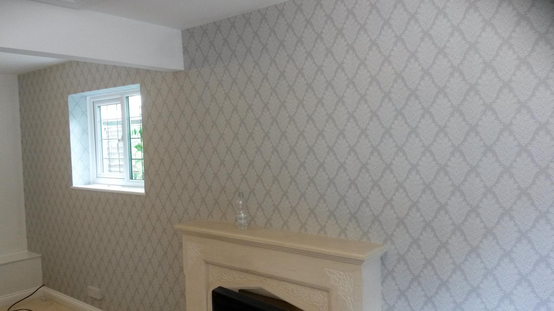 Wallpapering in Wokingham 1